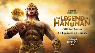 The Legend of Hanuman Trailer