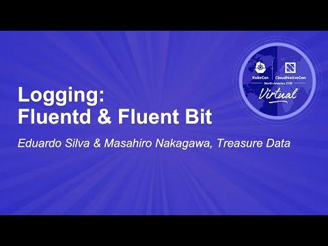 Image thumbnail for talk Logging: Fluentd & Fluent Bit