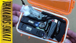 Waterproof Mini Survival Kit