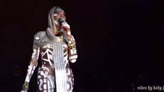 Grace Jones-NIPPLE TO THE BOTTLE-Live @ Hearst Greek Theatre, Berkeley, CA, August 27, 2016
