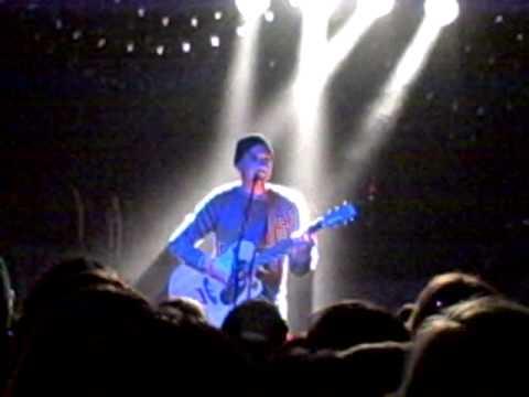 Matt Skiba - Put me back together (Weezer cover)