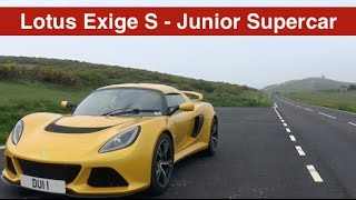 A friend is thinking of buying an Exige so I lent him