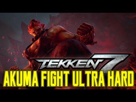 Akuma boss fight is ♥♥♥♥♥♥♥♥ :: TEKKEN 7 General