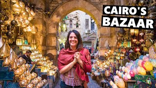 First Impressions Of EGYPT: Cairo Markets & Old City