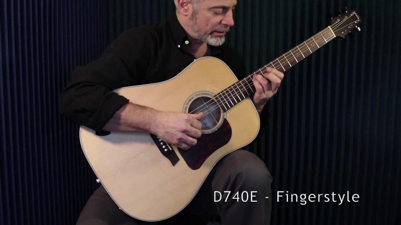 D740E - Sound Clip: Fingerstyle