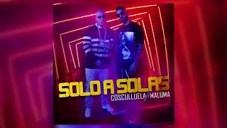 Solo A Solas (Audio) - Cosculluela feat. Maluma (Video)