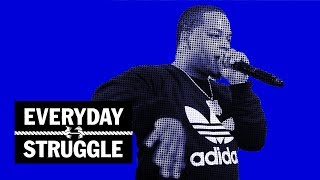 Everyday Struggle - Don Q Talks Lyricism, King of NY Title, Rappers Copying His Flows