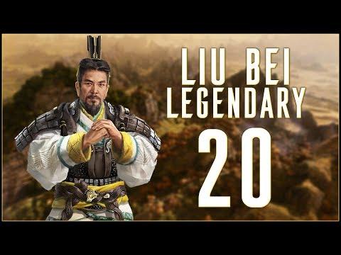 FIGHTING IN THE NORTH - Liu Bei (Legendary Romance) - Total War: Three Kingdoms - Ep.20!