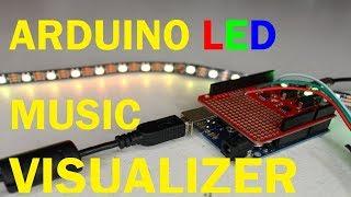 arduino led music visualizer - मुफ्त ऑनलाइन