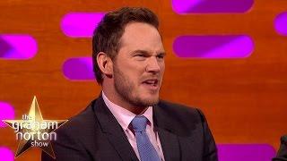 Chris Pratt Absolutely Nails TOWIE Accent - The Graham Norton Show