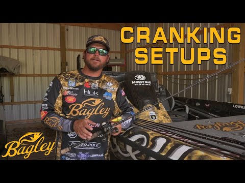 Cranking Setups with Drew Benton