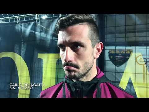 Play-off / Viterbese-Arezzo 0-2, intervista a Pelagatti