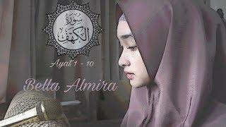 Gambar cover Surah Al Kahfi 1-10 by Bella Almira | @bellmirs | (masih belajar, hehe)