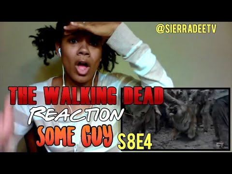 The Walking Dead *Some Guy* S8E4 Reaction!