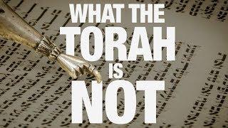 WHAT THE TORAH IS NOT | The Torah Series