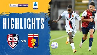 Cagliari 0-1 Genoa Pekan 38