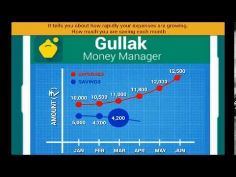 Video of Gullak - Expense & Money Saver