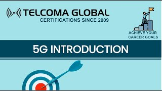 5G Introduction course - TELCOMA Training