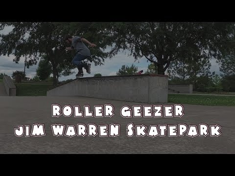 Roller Geezer: Jim Warren Skatepark - Franklin, TN
