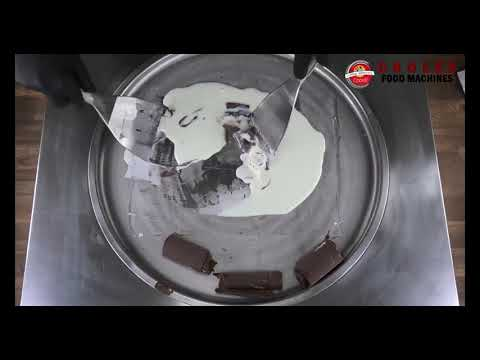 Tawa Icecream Machine