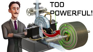 Tesla Turbine | The interesting physics behind it