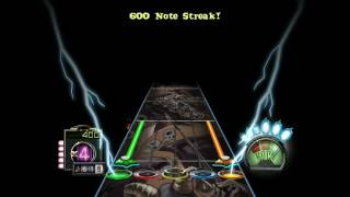 Guitar Hero 3 Custom Songs - The Sails of Charon, Scorpions Taken by Force 1977