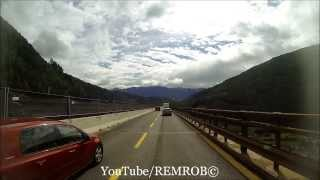 Driving From Innsbruck Austria To Vipiteno Italy