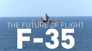 F-35 Fighter Jet: The Future of Flight