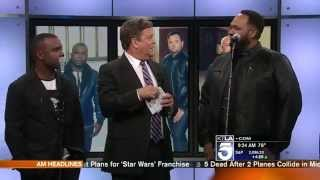 All-4-One On KTLA Morning News
