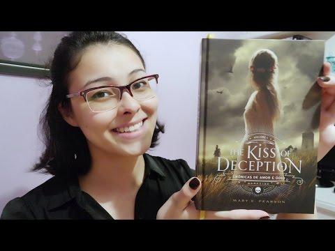 Kiss of Deception - Mary E. Pearson (Crônicas de Amor e Ódio #1) | Resenha