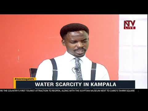Water scarcity in Kampala | MORNING AT NTV
