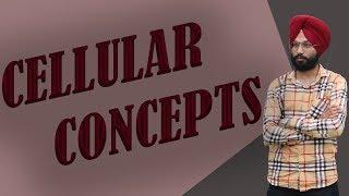 CELLULAR CONCEPTS||MOBILE COMPUTING||8TH SEM||BTECH||LECT 2.1