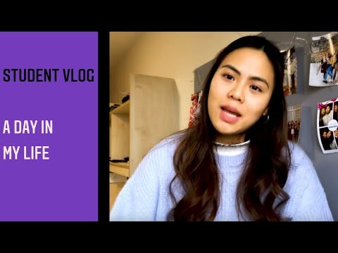 Abbie from the Philippines talks about her normal day as a Leeds Beckett student