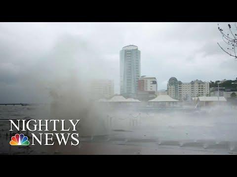 Category 5 Storm Heading To Puerto Rico   NBC Nightly News