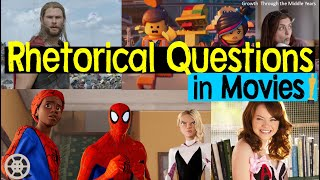 Rhetorical Questions in Movies (2019)