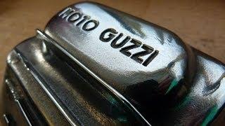 The GuZ - 1984 Moto Guzzi G5 V1000 Valve Covers Buffing - By BOT
