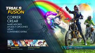 Trials Fusion The Awesome MAX EDITION | Modo Carrera #1 | PS4
