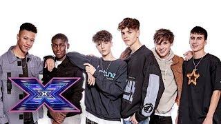 SIMON COWELL Forms NEW Boy Band   X Factor Global