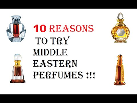 Perfume secrets from the Middle East | Unique fragrances