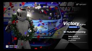 Gran Turismo sport online chilling Suzuka Japan part 2