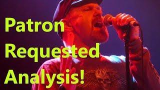 John Arch LIVE Vocal Analysis! [Patron Request Video!]