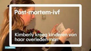 Kimberly kreeg kinderen van haar overleden man   - RTL NIEUWS