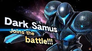 Super Smash Bros Ultimate Dark Samus & Chrom Reveal Trailer Nintendo Direct 2018