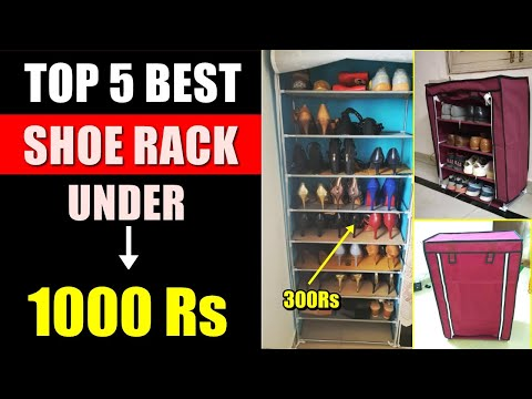 Top 5 Best Shoe Racks In India 2020 | Top 5 Shoe Rack/Shoe Case/Shoe Organizer Under 1000 Rs Review