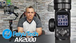 Stabilise tes plans vidéos! - Test du FeiyuTech AK2000!