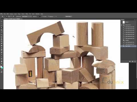 Adobe Photoshop Tutorial 34 - Color Replacement Tool