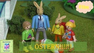 Playmobil Film Deutsch OSTERN MIT FAMILIE MILLER ♡ Playmobil Geschichten Mit Familie Miller
