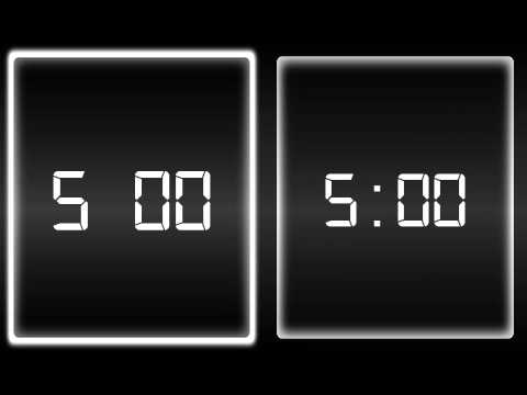 Video of Chess Clock