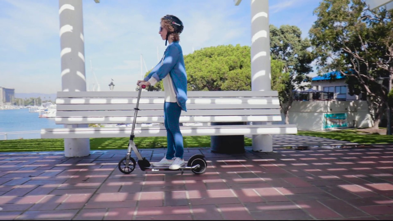Razorx Longboard Electric Skateboard Ride Video Razor Tv