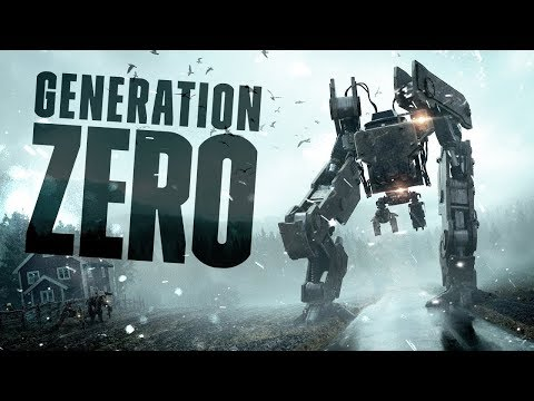 Gameplay de Generation Zero